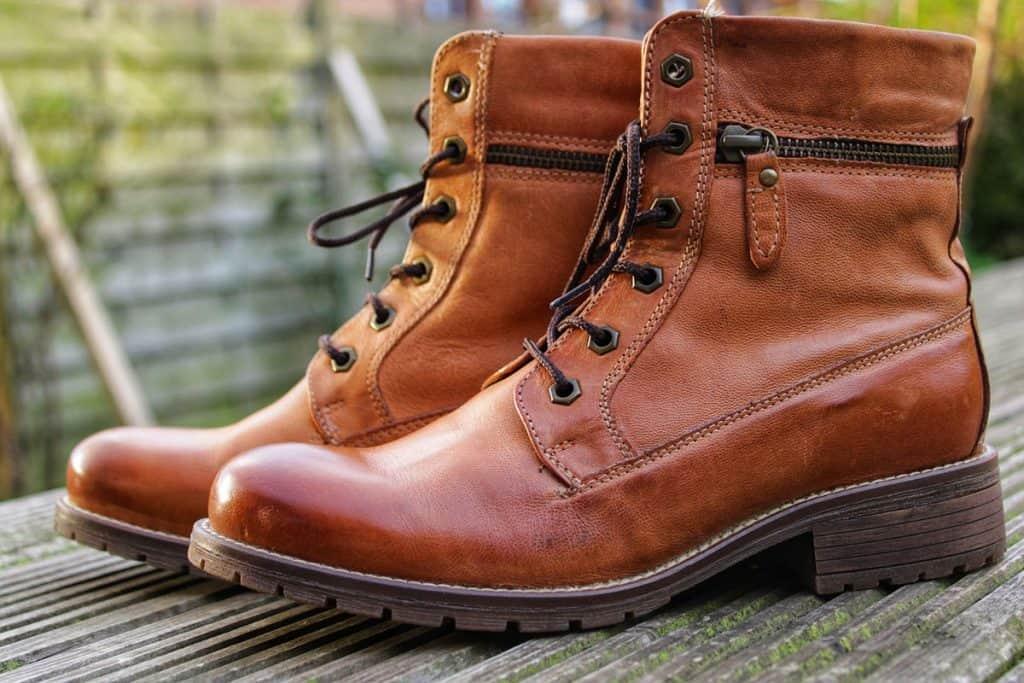 break in boots