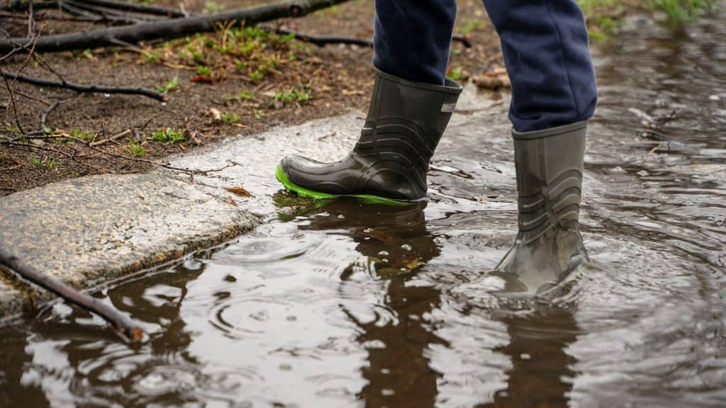 rubber work boots reviews